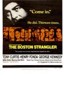 Affiche du film L'�trangleur de Boston