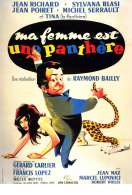 Affiche du film Ma Femme est Une Panthere