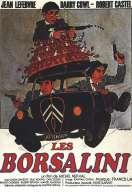 Affiche du film Les Borsalini