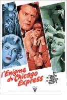 Affiche du film L'�nigme du Chicago express