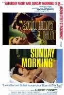 Affiche du film Samedi Soir Dimanche Matin