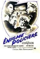 Affiche du film Enigme Policiere