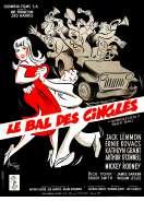 Affiche du film Le Bal des Cingles