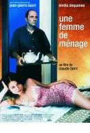 Affiche du film Une femme de m�nage