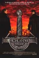Affiche du film Highlander Endgame