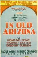 Affiche du film In old Arizona