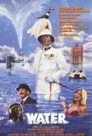 Affiche du film Ouragan Sur l'eau Plate