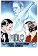 Affiche du film Melo