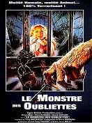 Affiche du film Le Monstre des Oubliettes