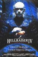 Affiche du film Hellraiser IV