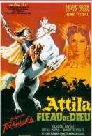 Affiche du film Attila, fl�au de Dieu
