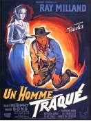 Affiche du film Un Homme Traque