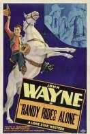 Randy Rides Alone, le film