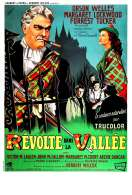Revolte dans la Vallee, le film