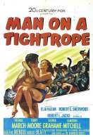 Man On a Tightrope, le film