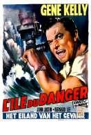Affiche du film L'ile du Danger