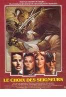 Affiche du film Le choix des seigneurs
