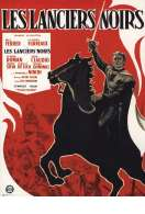 Affiche du film Les Lanciers Noirs