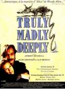 Affiche du film Truly, madly, deeply