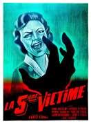 Affiche du film La cinqui�me victime