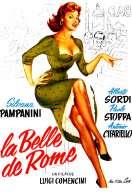 La belle de Rome, le film