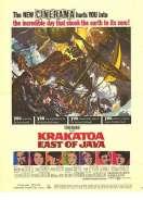 Krakatoa a l'est de Java