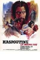 Affiche du film Raspoutine le Moine Fou