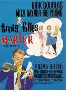 Affiche du film Trois Filles a Marier