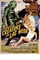 Affiche du film L'�trange cr�ature du lac noir