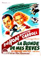 Affiche du film La Blonde de Mes Reves