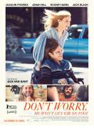 Don't Worry, He Won't Get Far On Foot, le film