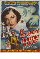 Affiche du film Le Mystere du Chateau Maudit