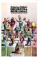 Affiche du film R�p�tition d'orchestre