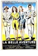 La Belle Aventure, le film