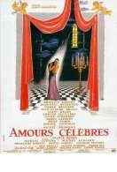 Affiche du film Les Amours Celebres