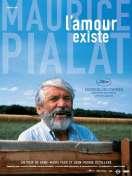 Affiche du film Maurice Pialat, l'amour existe