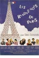 Affiche du film Les Rendez-vous de Paris
