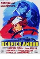 Affiche du film Dernier Amour