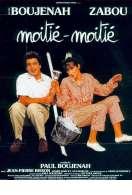 Affiche du film Moitie Moitie