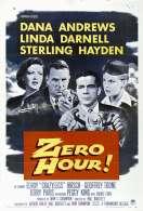 Affiche du film A l'heure Zero