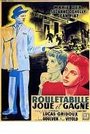 Affiche du film Rouletabille Joue et Gagne