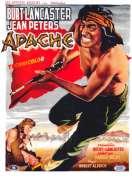 Affiche du film Bronco Apache
