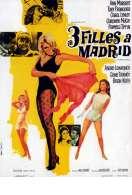 Affiche du film Trois Filles a Madrid