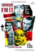Affiche du film Chronique d'un �t�