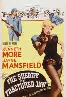 Affiche du film La blonde et le sh�riff