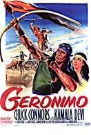 Affiche du film Geronimo