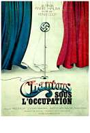 Affiche du film Chantons sous l'occupation