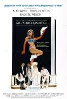 Affiche du film Myra Breckinridge