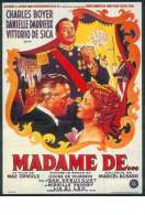 Madame de..., le film