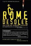 Affiche du film Rome d�sol�e
